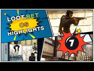 Top moments of the week 7 - loot/cs season 1