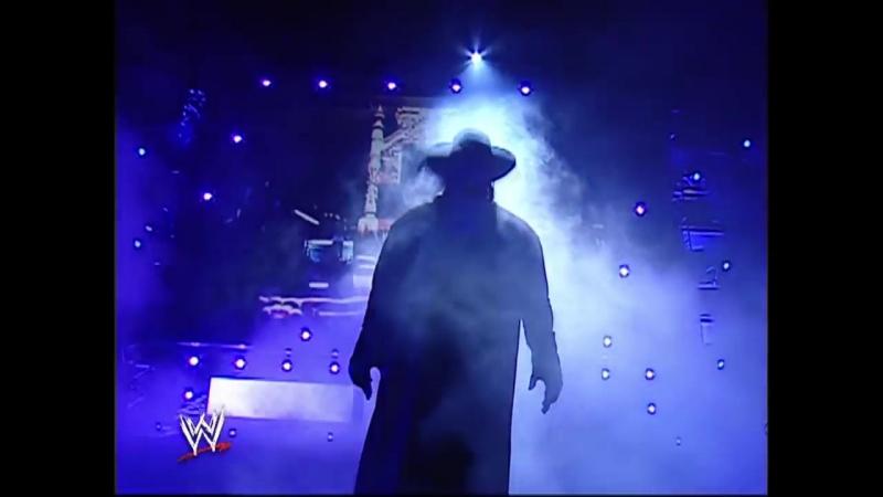 Undertaker vs. Gregory Helms SmackDown 10.20.2006