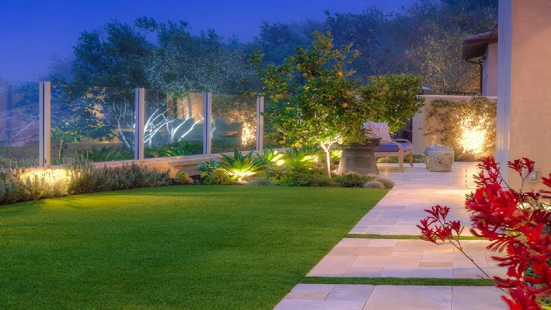100 Beautiful Landscape Design Ideas for Front Yard, Backyard, Deck Pool
