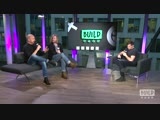 Andy Burrows Matt Haig Discuss Their Debut Album Adapted From The Book Reasons To Stay Alive