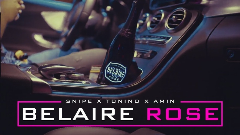 SNIPE x TONINO x AMIN - ►BELAIRE ROSE◄ [Official HD Video] prod. by Glazzy Erk Gotti