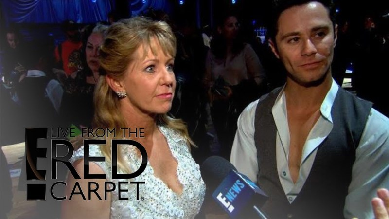 Tonya Harding Talks Surviving the DWTS Double Elimination | E! Live from the Red Carpet