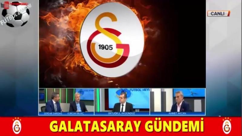 Futbol Meydanı 27 Eylül 2018 Galatasaray Fenerbahçe Beşiktaş