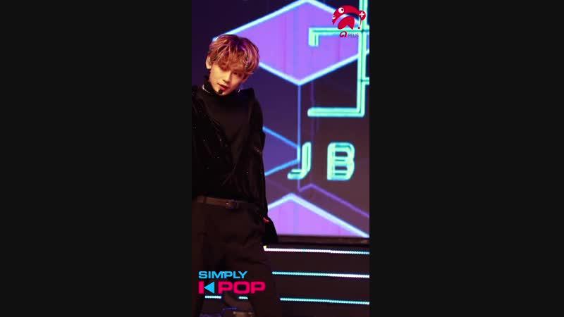 Simply K-POP | JBJ95 - HOME (Кента) | 14.12.18