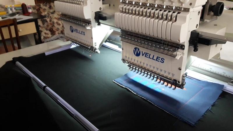 Вышивка Керченская швейная фабрика
