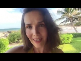 Natalia Oreiro invites to United by Love song for FIFA 2018