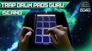 SIM ART Island Trap Drum Pads Guru