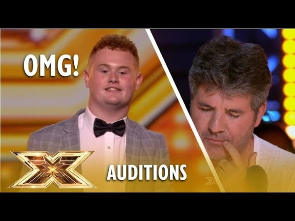 Simon PUTS Him To Come Back As A Drag Queen... Watch What Happens! | The X Factor UK 2018