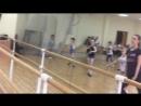 20.05.18 танцы модерн разминка