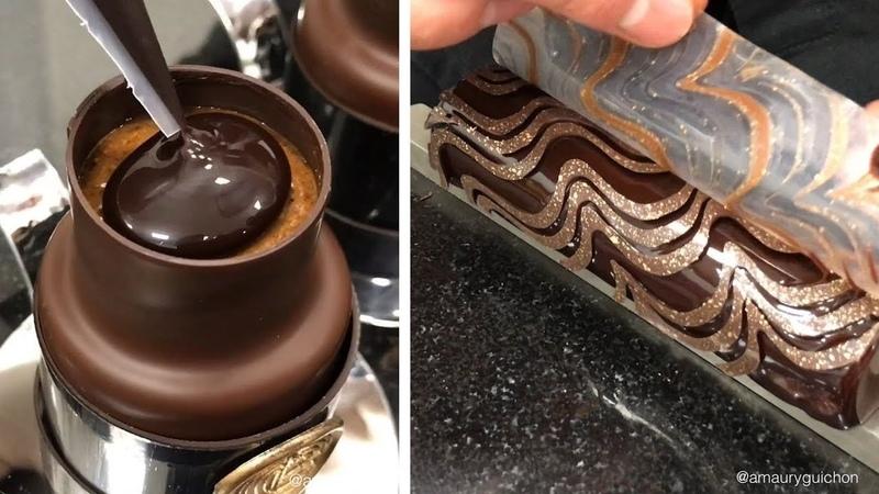 How To Make Chocolate Decoration Recipe 2018 🍰 10 Amazing Chocolate Cake Decorating Compilation
