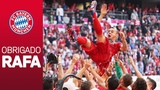 Obrigado, Rafinha! - Emotional Farewell at FC Bayern