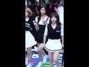 180721 네이처 nature 유채 UCHAE 댄스 BY 철이 147Company 홍대 곰돌 직캠 fancam