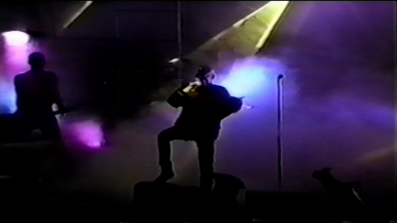 The Sisters Of Mercy – Summer – Dark Harvest Festival Electric Factory, Philadelphia, Usa.