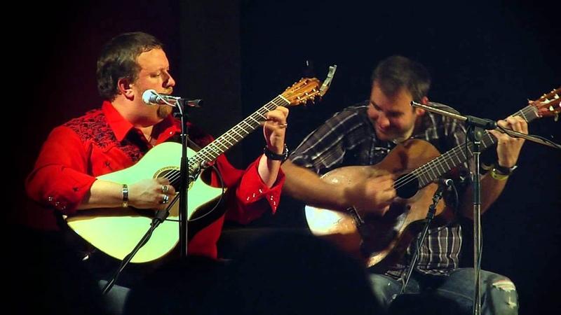 J P Cormier Tim Edey Celtic Colours Guitar Summit 2010