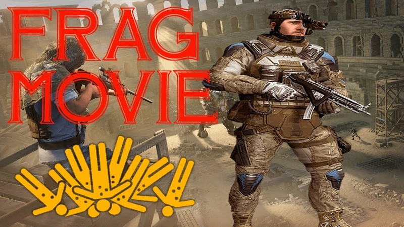 Warface - Frag Movie(UZI PRO)D