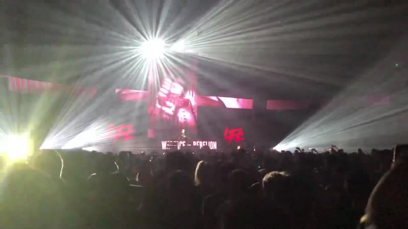 Rebelion Rooler - Drop This @ Warface - Live For This