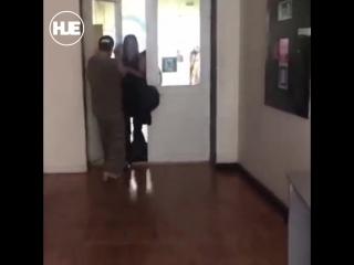 В МАИ первокурсница бросилась с кулаками на преподавателя из-за плохой оценки