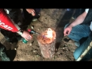 Уроки выживания от МотоМосквы римская свеча - ч. 3