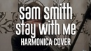 Sam Smith - Stay With Me (Harmonica Cover by Alex Paclin)