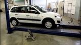 Настройка геометрии углов задней независимой подвески от компании Автопродукт