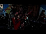 Red Elvises Closet Disco Dancer.