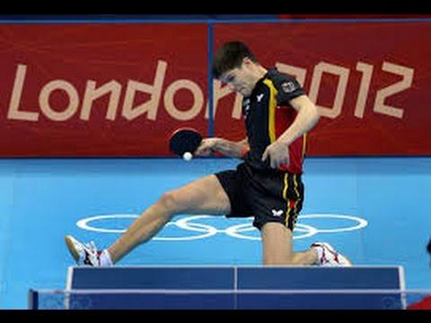 Si crees que el tenis de mesa no es un deporte, entonces mira esto