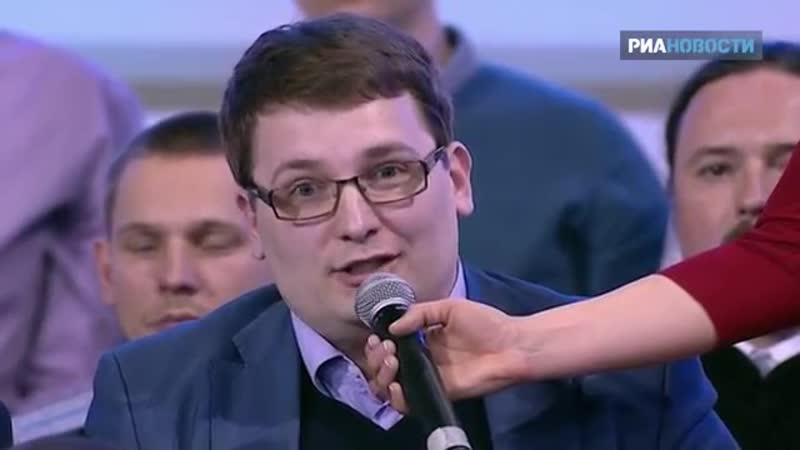 Путин объяснил, зачем Анатолий Чубайс нужен власти.