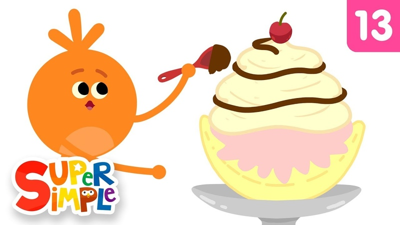 The Bumble Nums Make Boomerang Banana Splits | Cartoons for Kids