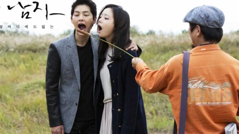 착한남자(Nice Guy) - Lovely Eungi Maru (behind story 1 - SONG JOONG KI MOON CHAE WON)