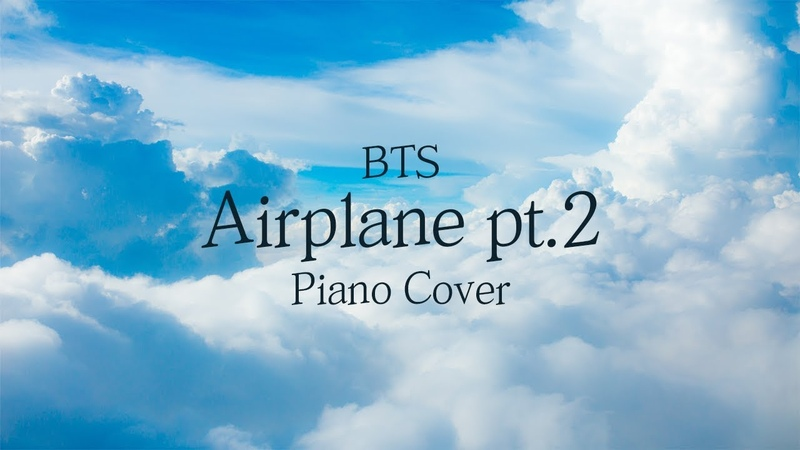 방탄소년단 (BTS) - Airplane pt.2 | 가사 lyrics | 신기원 피아노 커버 연주곡 Piano Cover