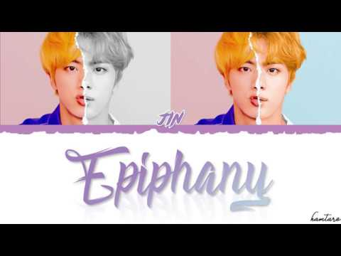 BTS JIN – 'EPIPHANY' (Full Length Edition) Lyrics [Color Coded_Han_Rom_Eng]