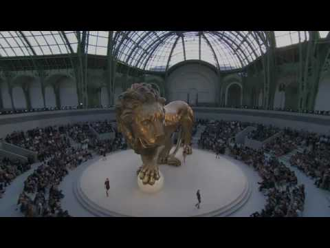 Chanel Haute Couture Fall Winter 20102011 Full Fashion Show Part 1