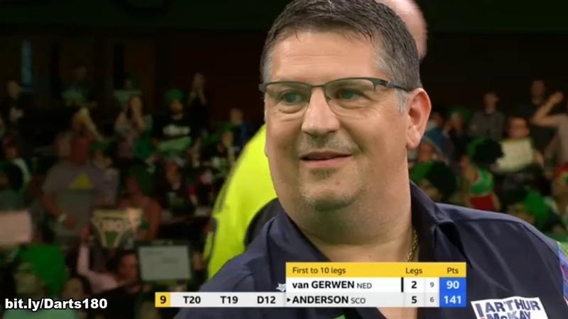 🎯 Michael van Gerwen v Gary Anderson   2018 Champions League of Darts