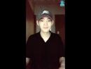 [V LIVE] 180621 XENO-T Sangdo Wi-Fi works! V Live 2