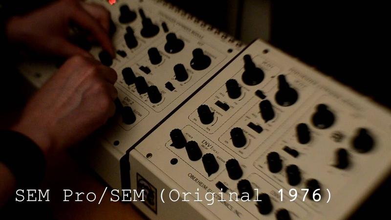 Oberheim SEM Pro SEM Original 1976