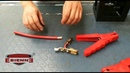 Ebienne Battery Clamps Assembly