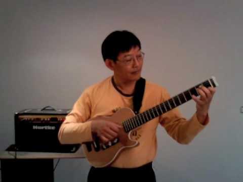 Sor Op 60 Nº 21 (Traveler Guitar ESCAPE MK-II NYLON)