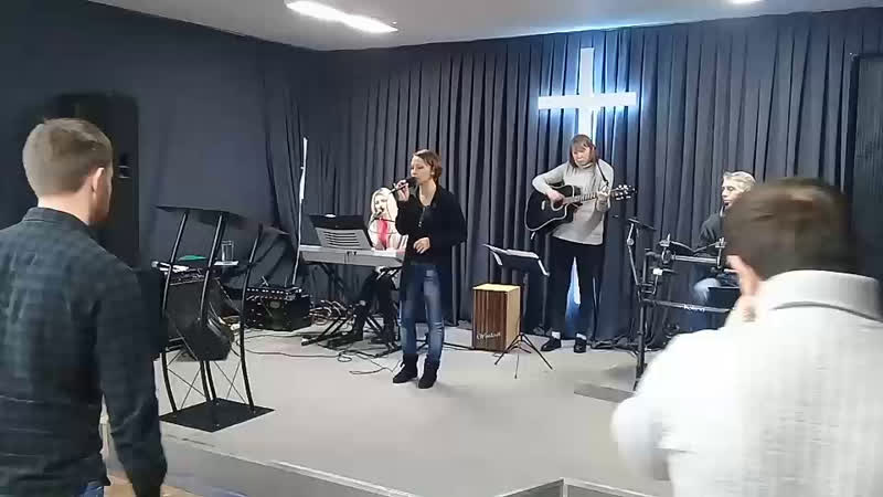 Посольство Иисуса г. Па... - Live