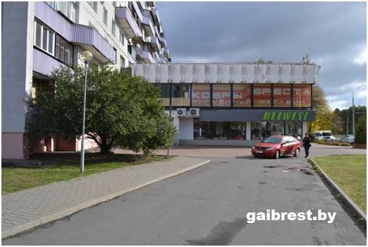 В городе Бресте в ДТП травмирована женщина-пешеход