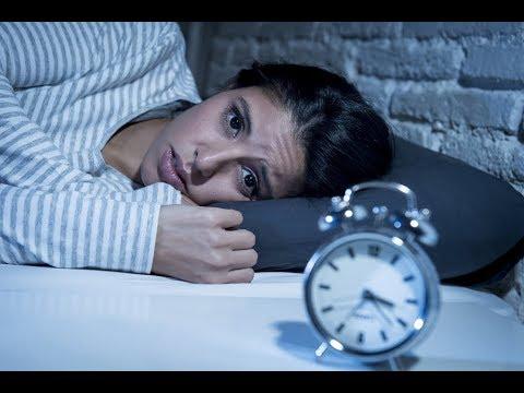 Tipo de insomnio y cómo curarlo naturalmente
