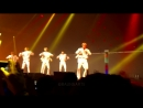 VK 180812 MONSTA X fancam Be Quiet @ THE 2nd WORLD TOUR 'THE CONNECT' in Sao Paulo
