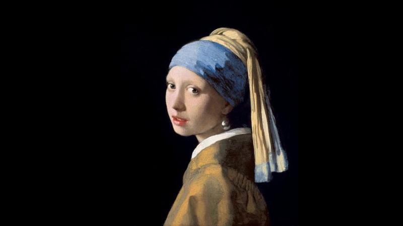 Ян Вермеер (1632-1675) (Vermeer Johannes) картины великих художников