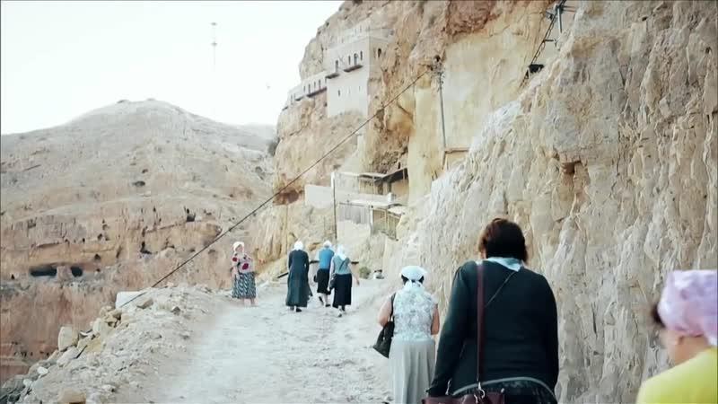 «Путь Христа». Документальный фильм (2016)