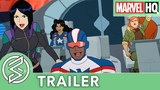 MARVEL RISING SECRET WARRIORS Teaser Trailer The Next Generation of Marvel Heroes (EXCLUSIVE)
