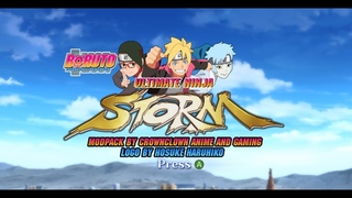 Boruto Ultimate Ninja Storm Mod Pack Complete Version Testing #1