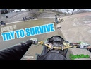 DON'T FOLLOW DIRT BIKES! - Supermoto Sunday Part 2
