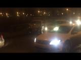 ДТП на мосту в Саранске: Ауди вылетело на встречку