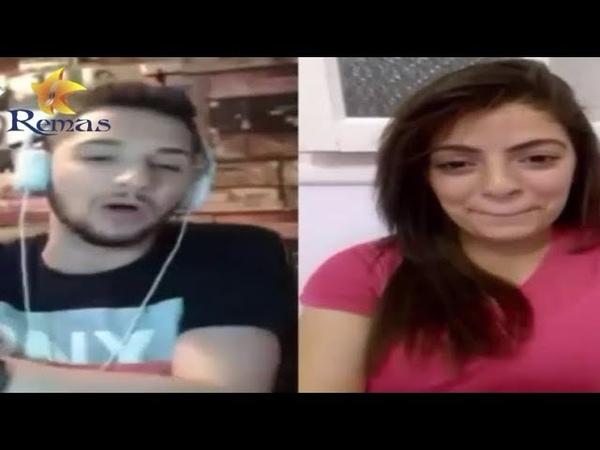 يمان نجار حكم على الفتاة دهن وجهها مكياج عل