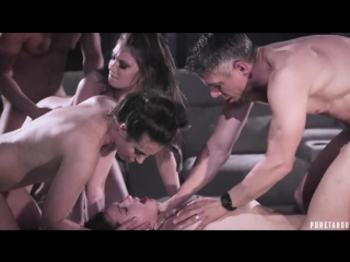 Casey Calvert, Eliza Jane, Elena Koshka [ ПОРНО, new Porn, HD 1080, Hardcore, Threesome, Masturbation]