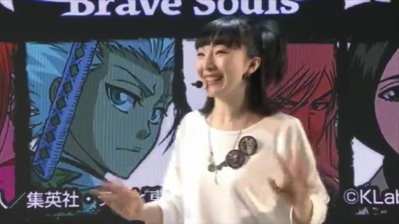 Bleach Brave Souls - Rukias Bankai (Fumiko Orikasa)